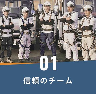 バナーリンク:01 信頼のチーム